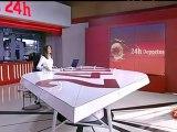 Lara Siscar  24h Noticias 18-2-2012