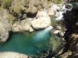 canyoning hautes pyrénées coté gavarnie avec Pyrénées-autrement