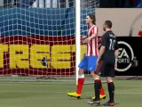 Liga Virtual: Atlético de Madrid-AC Milan (jornada 3)