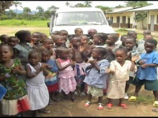 Sierra Leone, Waterloo Rural District: Bednet Distribution