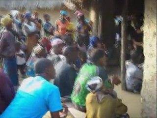Sierra Leone, Pujehun District: Bednet distributions