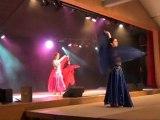 Cendra Loulia et Les Enfants de Bast, répétitions pour le 3 Mars 2012