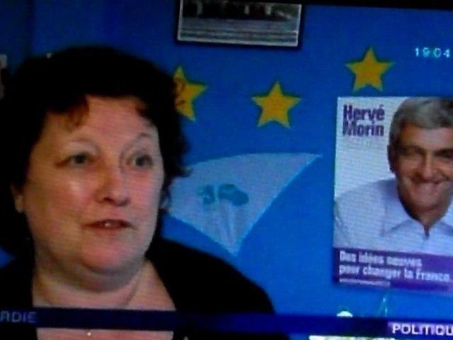 Soutien de Brigitte Fouré à François Bayrou 2012