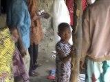 Sierra Leone, Malen: Bednet distribution