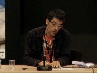 l'Alternativa Profesionales. Canales de distribución del documental independiente. Josetxo Cerdán