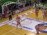 ADA Basket - Challans - QT2 - 22e journée de NM1 saison 2011-2012