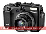 Canon G12 10 MP Digital Camera with 5x Optical Review | Canon G12 10 MP Digital Camera with 5x Optical