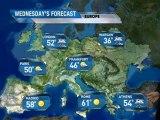 European Vacation Forecast - 02/19/2012