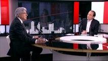 """M. Chevènement: """"Une négociation entre le PS et le MRC"""""""