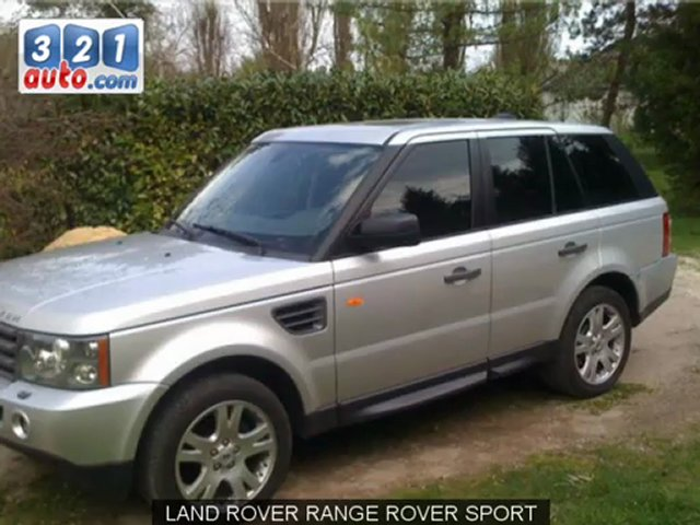 Occasion LAND ROVER RANGE ROVER SPORT LOREUX