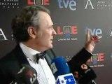 Premios Goya  José Coronado  feliz, feliz, feliz
