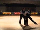 TELETHON 2011 : Mericano / Grégory : concurrent de Danse avec les Stars (Lot-46)