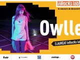 Owlle @ inRocKs lab Awards
