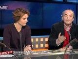 Le candidat du Front de Gauche s'adresse directement à son adversaire Marine Le Pen
