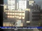 homs syrie bombardements morts civils syriennes ville forces tuees regime - Syrie  le sixième jour de bombardements sur Homs fait plus de 80 morts