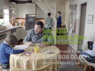 Macmillan helping you find the words to talk about cancer.mov