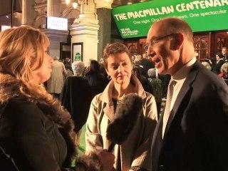 Macmillan Cancer Support celebrates its centenary at the London Palladium