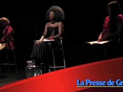 Les monologues du vagin au théâtre de Gray