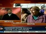 Fueron asesinados 44 reos en el penal de Apodaca en México