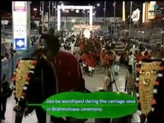T.T.D Brahmotsavalu   (Ankurarpana) Part-2
