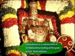 T.T.D Brahmotsavalu   (Ankurarpana) Part- 4