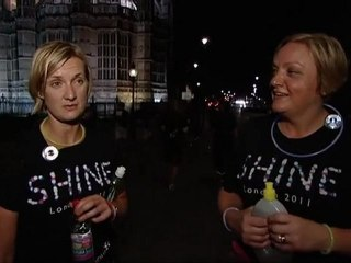 CRUK | Shine | London 2011 highlights