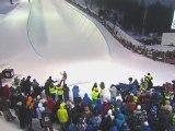 TTR Tricks - Gretchen Bleiler 3rd in Halfpipe at the World Snowboarding Championships