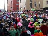 La bande de la Citadelle du carnaval de Dunkerque 2012