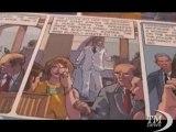 Da una scuola di Napoli il dramma del Giglio raccontato a fumetti. I disegnatori della Comix raccontano il naufragio Costa Concordia