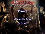 Prince Of Persia 2 vidéo 3: Première tour activée