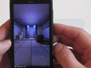 HTC EVO 3D Test / Testbericht HD Deutsch / German