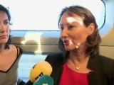 """Ségolène Royal: Nicolas Sarkozy est """"un candidat artificiel"""""""