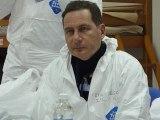Eric Besson visite la centrale japonaise de Fukushima