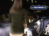 Paris Hilton And Nicky Hilton Leave London Hotel In West Hollywood