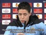 Nasri défend Arsenal mais ne regrette pas d'être parti