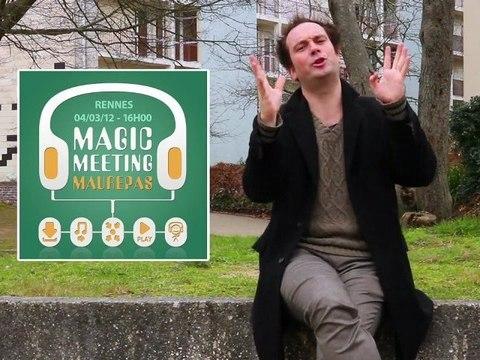 teaser - Magic Meeting Maurepas 2012 - Rennes