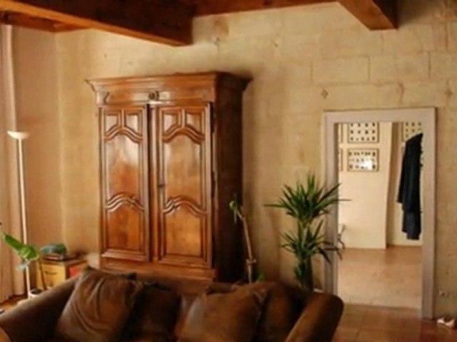 Uzès  appartement caractère 3 chambres centre historique A