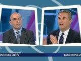 Nicolas Dupont-Aignan - La voix est Libre (25.02.2012)