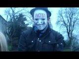ACTA combat pour la liberté - Court métrage