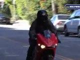 Tom Cruise Cruises Down Doheny on Ducati Superbike