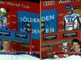 Coupe du Monde - Hirscher passe en tête