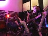 Didgeridoo Breath concert with Keyaki, Sanshi and Lata
