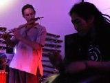 Didgeridoo Breath concert with Koji and Peter