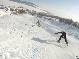 SkiCross & SnbCross Dolní Morava 2012