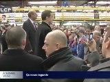 Nicolas Sarkozy et Ségolène Royal : match à distance en Charente