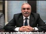 BELEDİYE BAŞKANI DR. AHMET EŞREF FAKIBABA İHALEYE BAŞKANLIK YAPTI