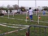 TELETHON 2011 : Eugène en relais à Agen (Lot et Garonne-47)