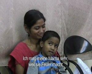 Born HIV Free: Ich mag meine Mutter sehr, weil...