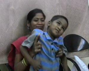 Born HIV Free: La storia di Adilakshmi