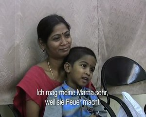 Born HIV Free: Adilakshmis Geschichte